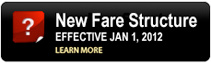 New Fare Structure - Learn More