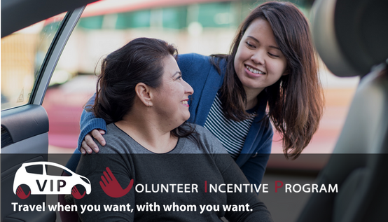 Volunteer Incentive Program. Travel when you want, with whom you want.